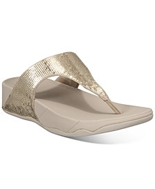 Electra Classic Toe-Thong Sandals