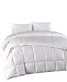 Downhome Minifeather Feather Down Blanket, Queen