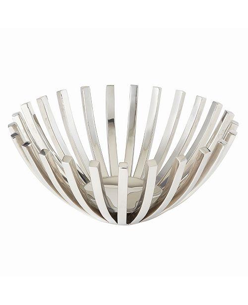 Leeber Stainless Steel Beam Round Basket