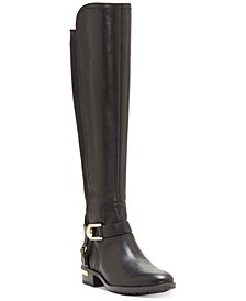 Pearly Riding Boots