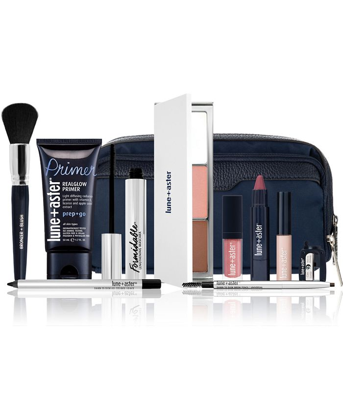 Lune+Aster - Lune+Aster 11-Pc. Fabulous In Five! Makeup Set