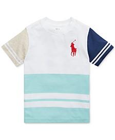 Little Boys Big Pony Cotton Jersey Graphic T-Shirt