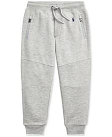 Little Boys Piqué Jogger Pants