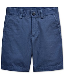 Little Boys Cotton Chino Shorts, Created For Macy's