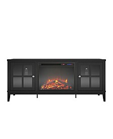 """Primrose Fireplace TV Stand for TVs up to 65"""""""