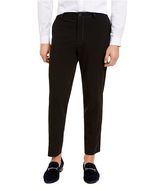 INC International Concepts INC Men's Harry Trousers, Created For Macy's