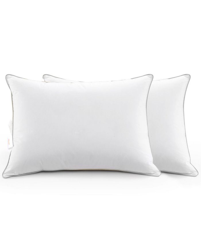 Cheer Collection - 4-Pack of Down Alternative Pillows, King
