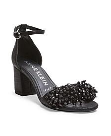 Candie Embellished Dress Sandals