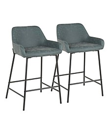 Daniella Counter Stool (Set of 2)