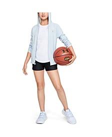 Girls' Armour Fleece® Full Zip Hoodie