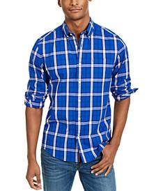 Men's Ballard Stretch Plaid Shirt