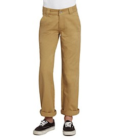 Utility Twill Pant Relaxed Fit