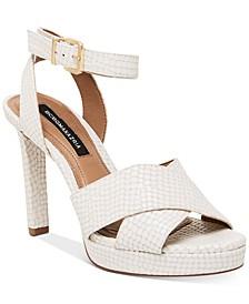 Leah Platform Dress Sandals