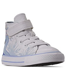 Little Girls Converse x Frozen 2 Chuck Taylor All Star Hi Top Casual Sneakers from Finish Line