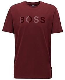 BOSS Men's Tiburt 148 Cotton Jersey T-Shirt