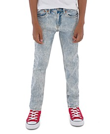 Big Boys 512 Slim-Fit Taper Jeans