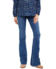 Maternity Flared Jeans