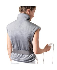 PureRelief Extra Long Back & Neck Heating Pad