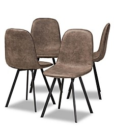 Filicia Dining Chair (Set of 4)