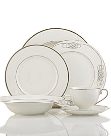 Mikasa Dinnerware, Cameo Platinum Collection