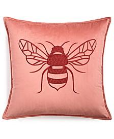 "Bee 20"" x 20"" Decorative Pillow"