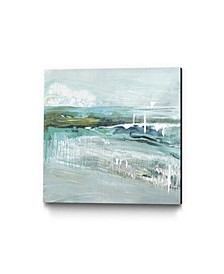 """30"""" x 30"""" Beneath the Surface Museum Mounted Canvas Print"""