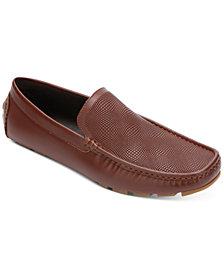 Unlisted by Kenneth Cole Men's Hope Textured Drivers
