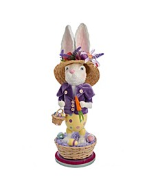 20.5-Inch Hollywood™ Easter Bunny Nutcracker