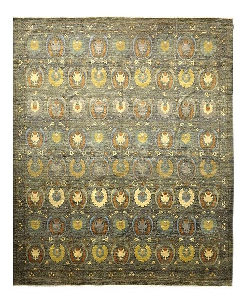 "Timeless Rug Designs CLOSEOUT! One of a Kind OOAK928 Mist 12'1"" x 14'10"" Area Rug"