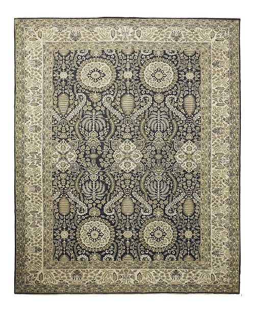 "Timeless Rug Designs CLOSEOUT! One of a Kind OOAK1108 Onyx 12' x 17'7"" Area Rug"