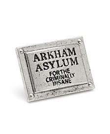 Arkham Asylum Lapel Pin