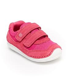 Soft Motion Mason Toddler Girls Athletic Shoe