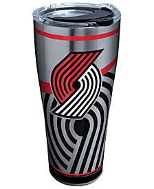 Portland Trail Blazers 30oz. Paint Stainless Steel Tumbler