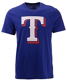 Men's Texas Rangers Club Logo T-Shirt