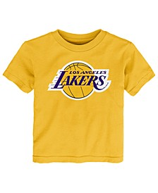 Baby Los Angeles Lakers Basic Logo T-Shirt