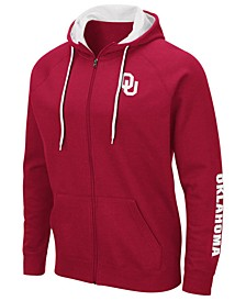 Men's Oklahoma Sooners Comic Full-Zip Hooded Sweatshirt