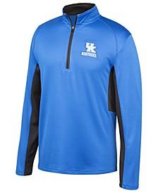 Men's Kentucky Wildcats K2 Quarter-Zip Pullover