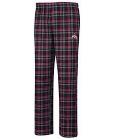 Men's Ohio State Buckeyes Dreamer Flannel Pajama Pants