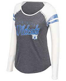 Women's Kentucky Wildcats Halftime Long Sleeve T-Shirt