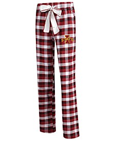 Women's Iowa State Cyclones Piedmont Flannel Pajama Pants