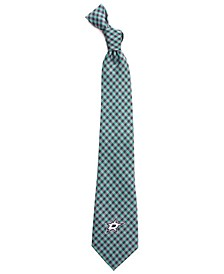 Dallas Stars Poly Gingham Tie