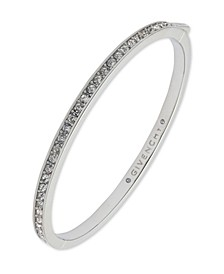 Silk Swarovski Element Bangle Bracelet