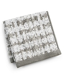 """Ultimate MicroCotton Mosaic 13"""" x 13"""" Wash Towel, Created for Macy's"""