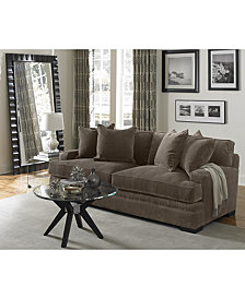 Teddy Fabric Sofa Collection, Created for Macy's