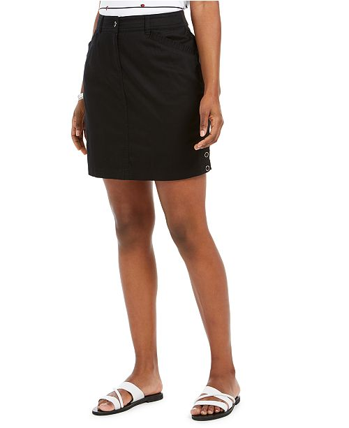 Karen Scott Pull-On Skort, Created for Macy's