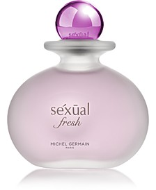sexual fresh Eau de Parfum, 4.2 oz - A Macy's Exclusive