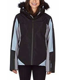 Women's Hooded 3 in 1 System Jacket
