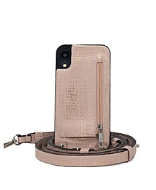 Crossbody XR IPhone Case with Strap Wallet