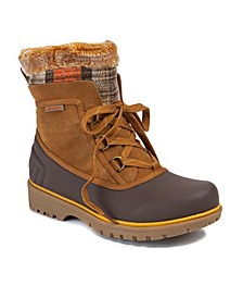 Shai Cold Weather Boots