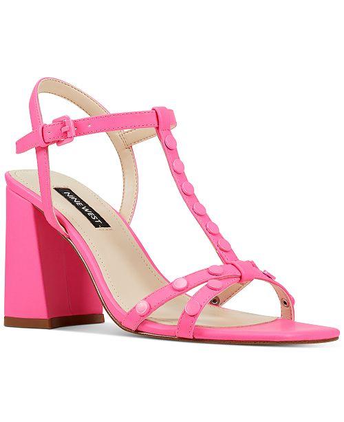Nine West Glitter City Sandals